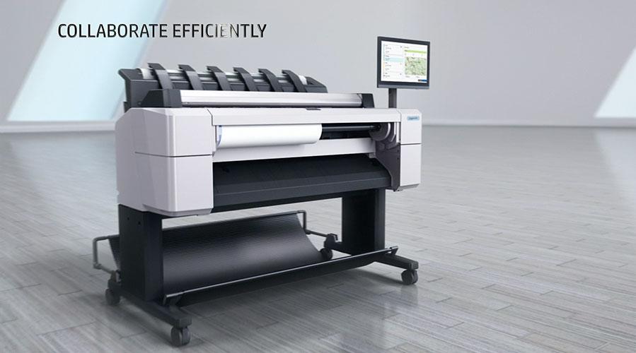 HP T1600 et T2600 - Matériels grand format