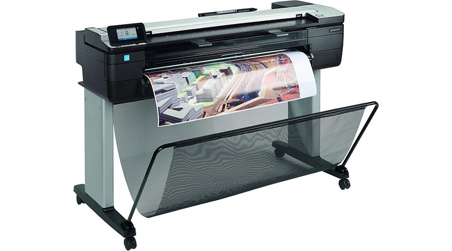 Traceur HP DesignJet T830 – Matériel grand format