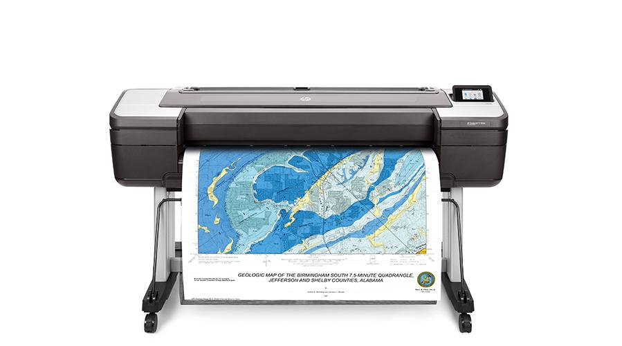 Traceurs HP DesignJet T1700 et T1700dr – Matériels grand format