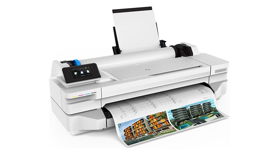 Traceurs HP DesignJet T120 T125 T130 – Matériels grand format