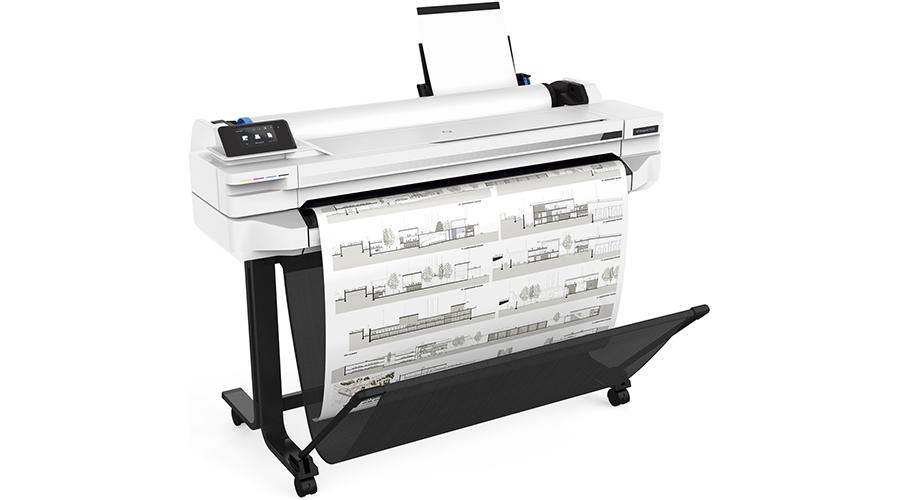 Traceurs HP DesignJet T520 T525 T530 – Matériels grand format